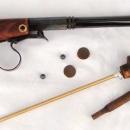 Zakázková výroba předovek: výroba terčových zbraní