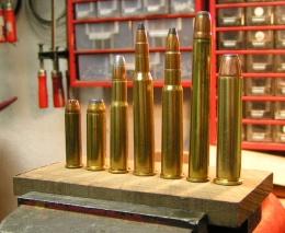 Výroba nových kulových hlavní pro kulové i brokové jednušky Baikal IŽ 18