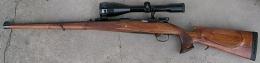 Přestavby pušky systému Mauser 98 na loveckou kulovnici