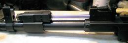 Semi-auto carbine vz.58 cal. 50 AE (prototyp)